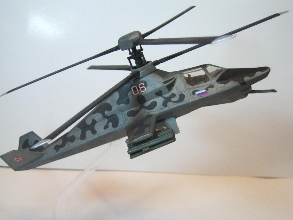 КА-58 — Каропка.ру — стендовые модели, военная миниатюра