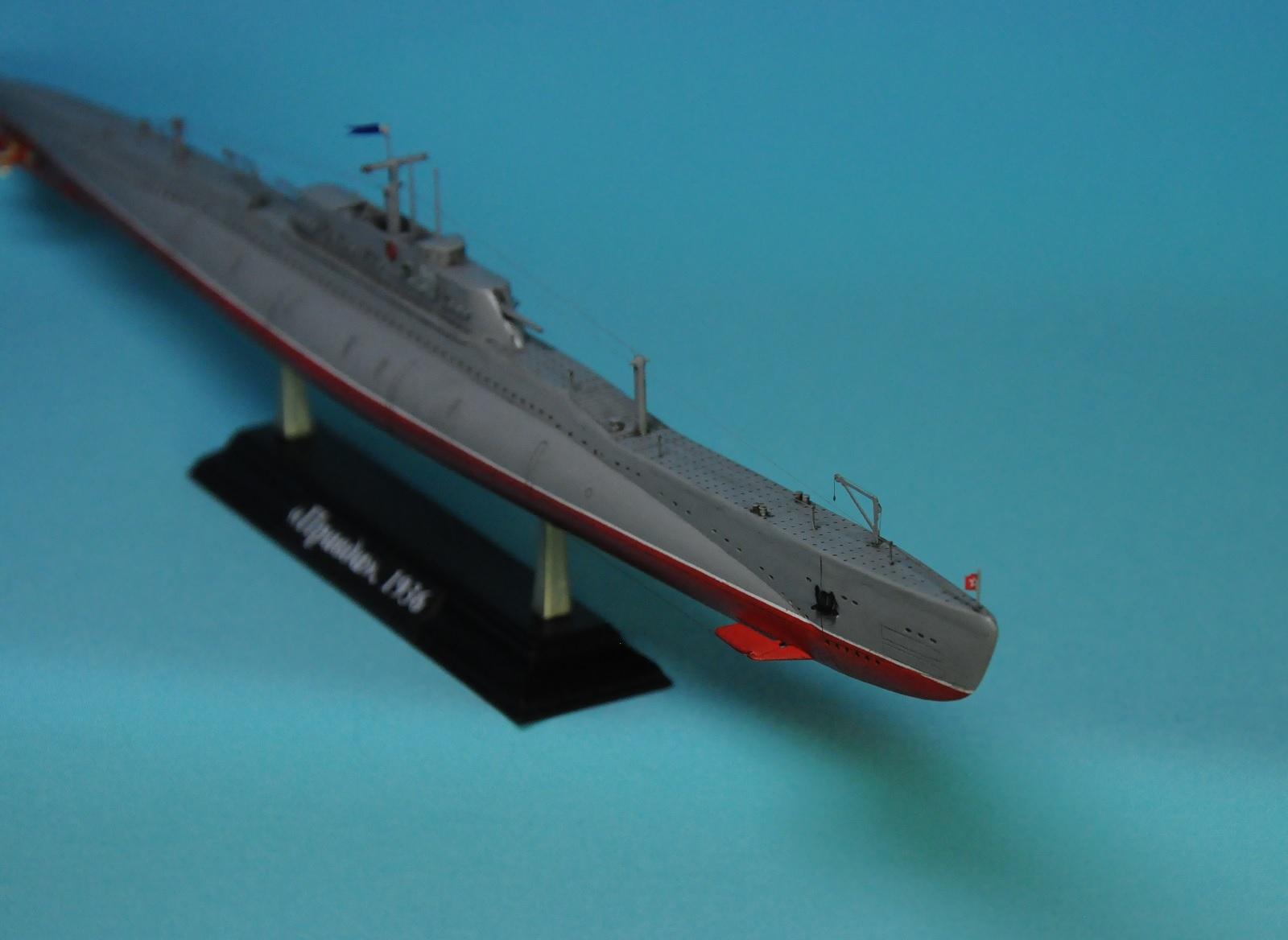 подводные лодки в ссср строили