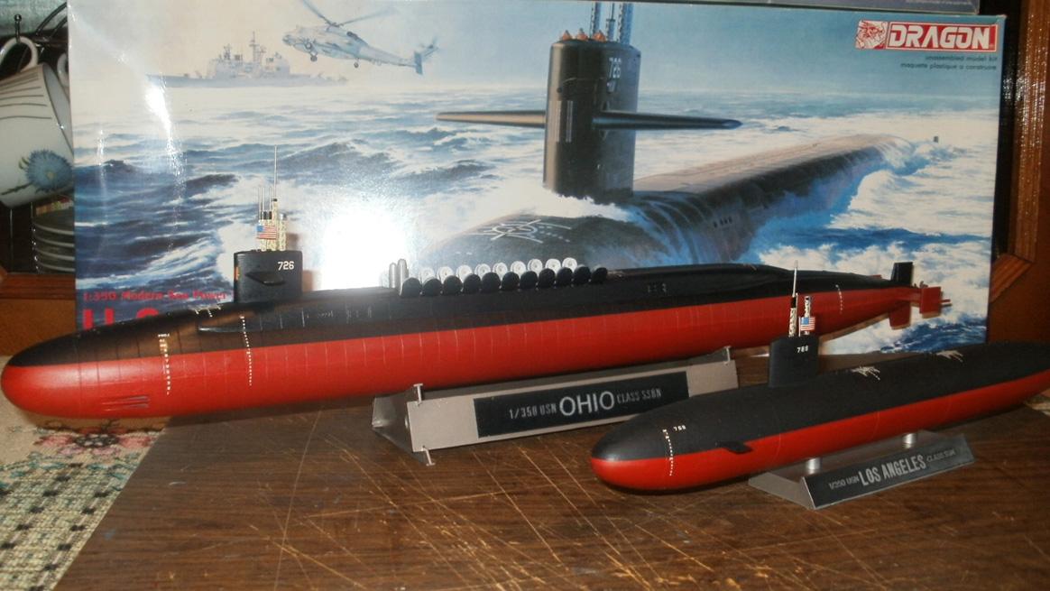 подводная лодка толедо