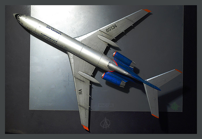 Подарок штурману самолета 83