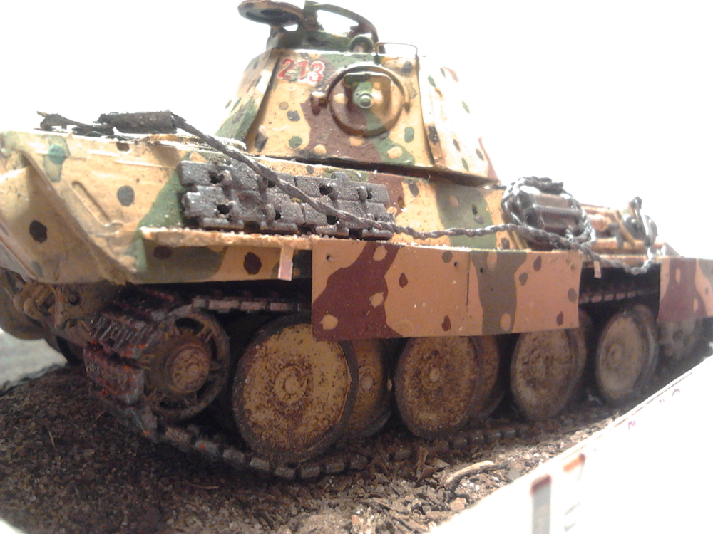 """V """"Panther"""" ausf."""