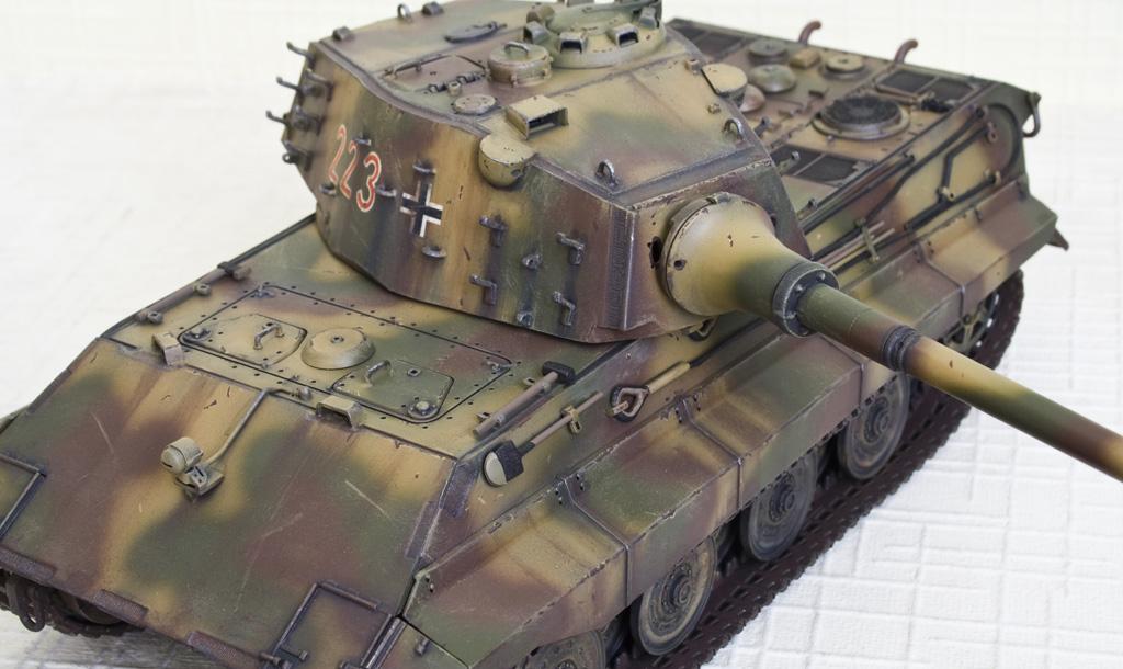 Е-75 — Каропка.ру — стендовые модели, военная миниатюра