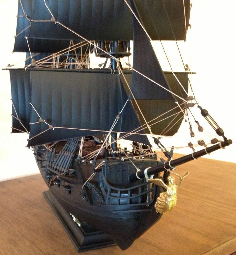 инструкция такелажа черной жемчужины - фото 8