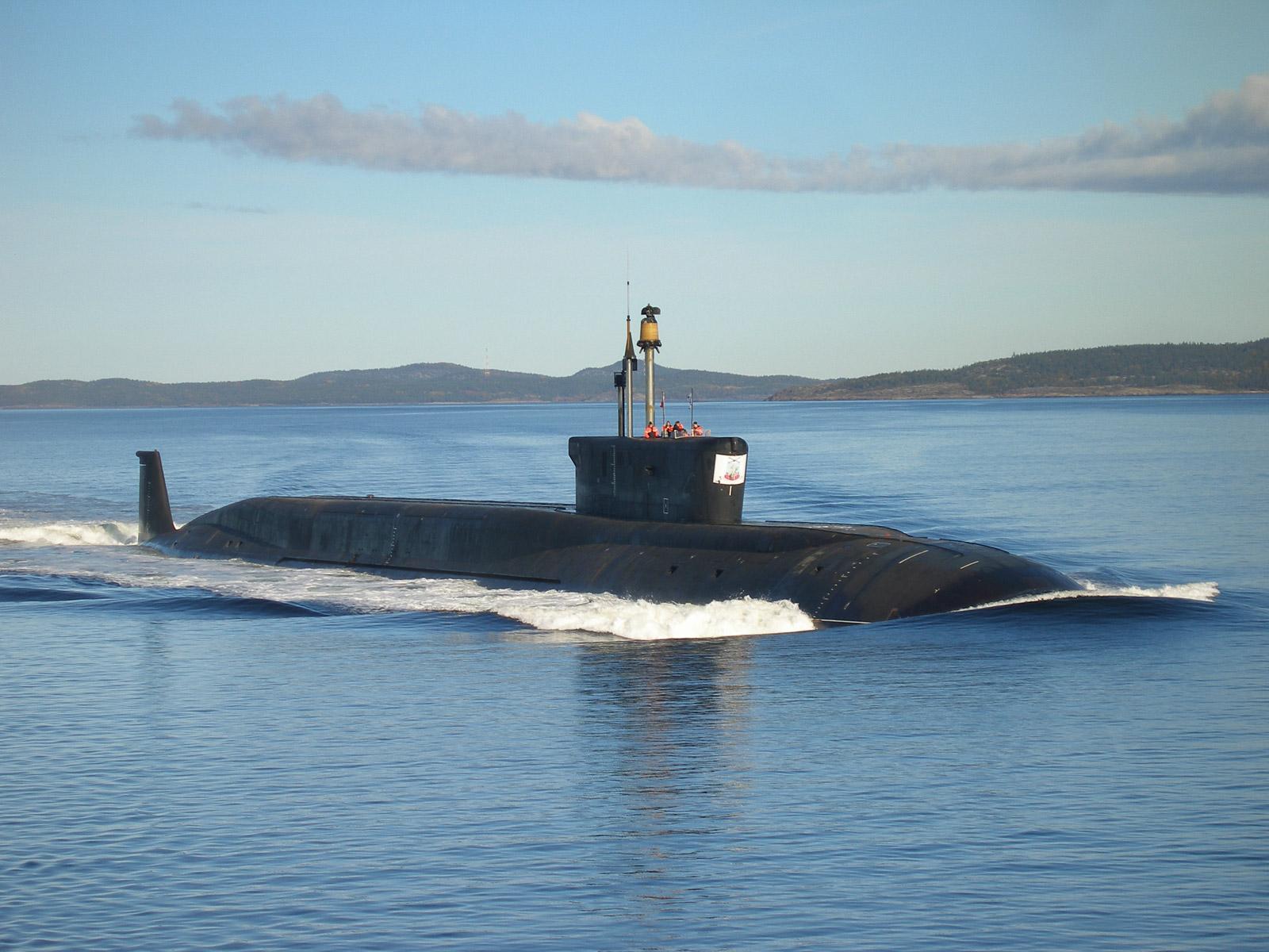 подводными лодками проекта 955 борей