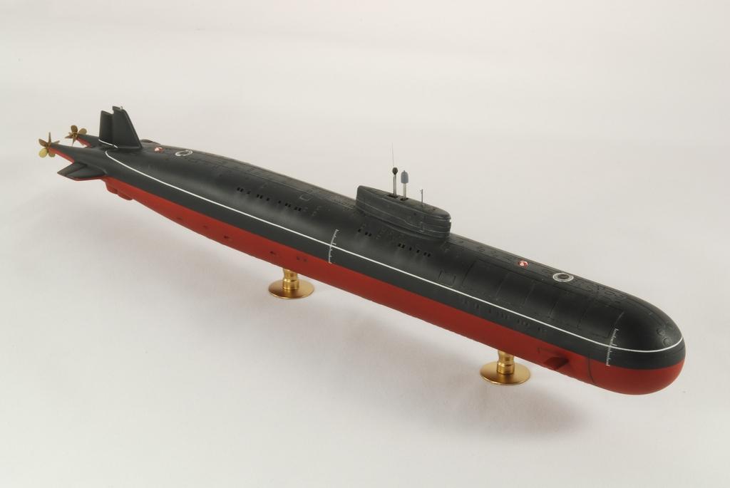подводная лодка золотая рыбка поставила рекорд скорости