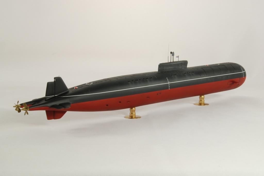 самая быстрая подводная лодка ссср