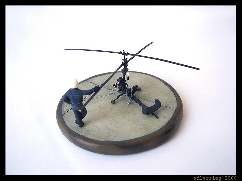 Камов Ка-56 'Оса' — Каропка.ру — стендовые модели, военная миниатюра