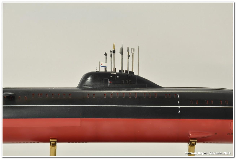 атомной подводной лодки проекта 671ртм щука