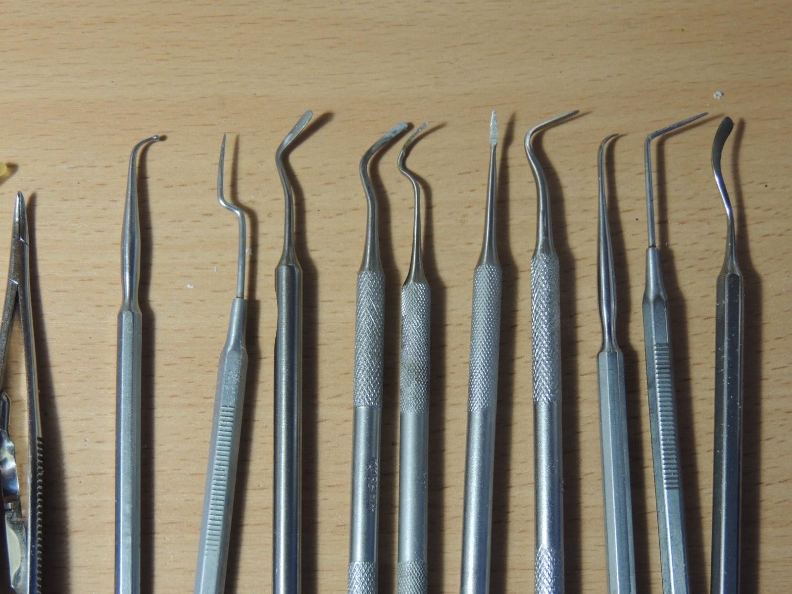 Инструмент для пломбирования зубов 86