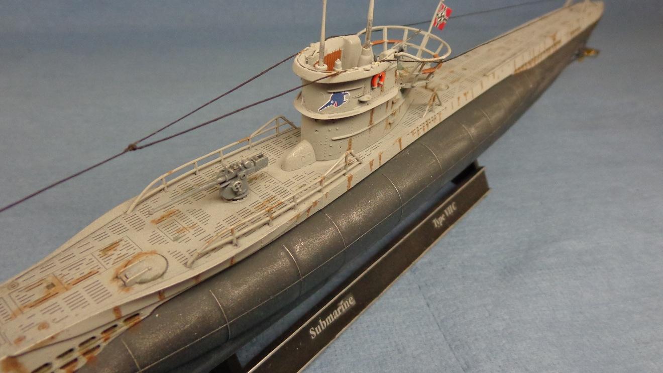эмблемы германских подводных лодок