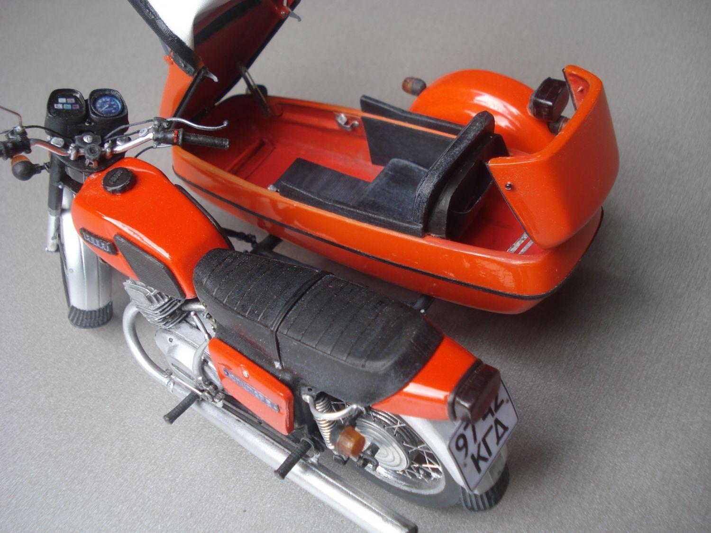 Фото новой коляски от мотоцикла иж 2