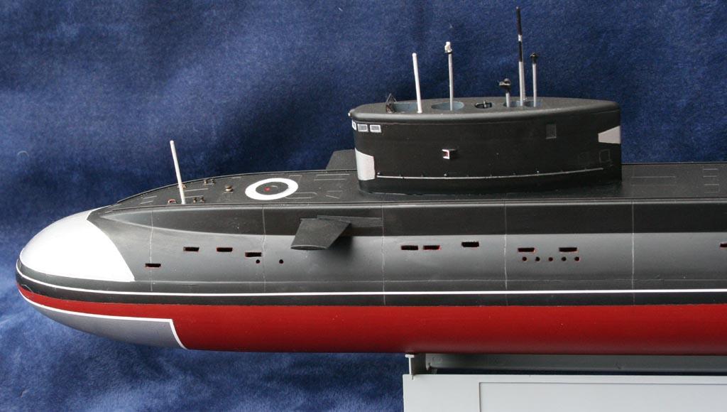электрические подводные лодки мира