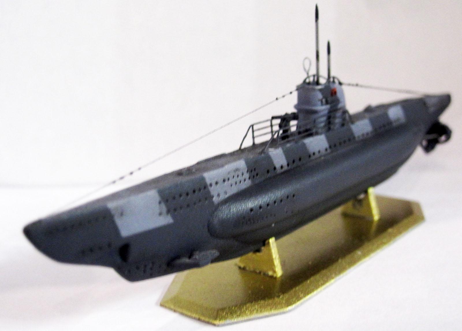 подводная лодка ю-571 2000