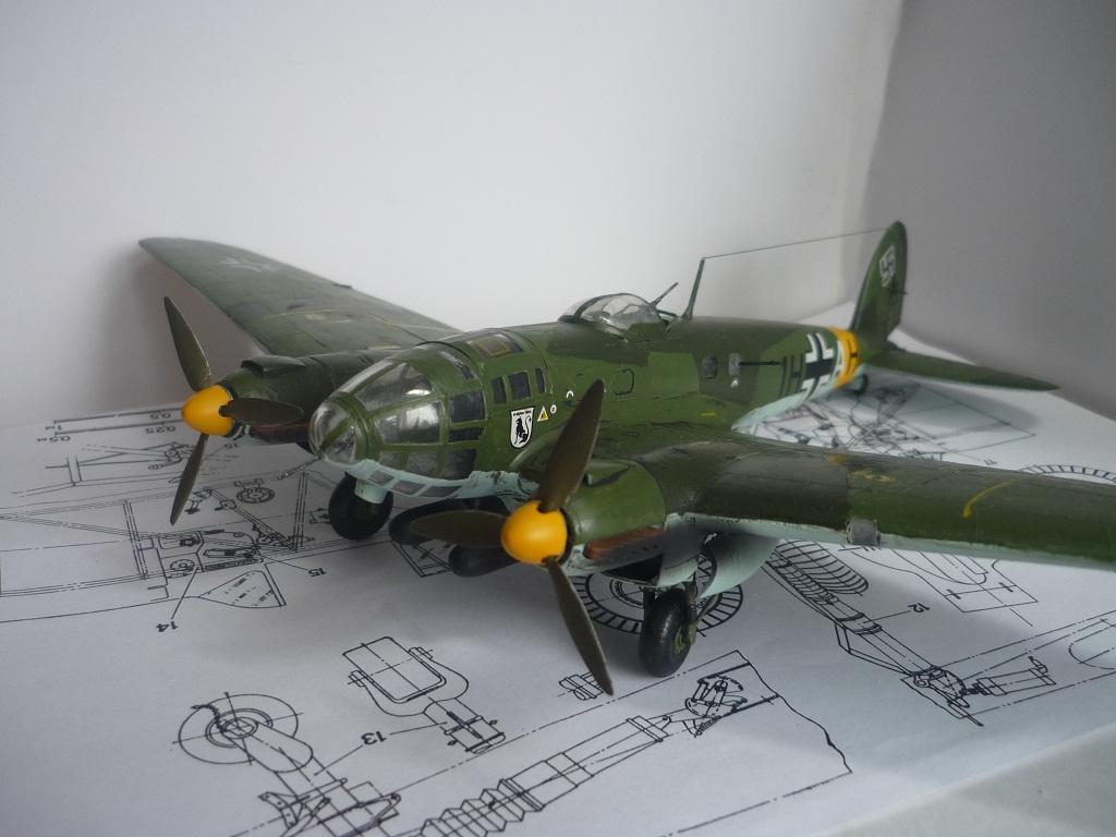 бомбард самолет