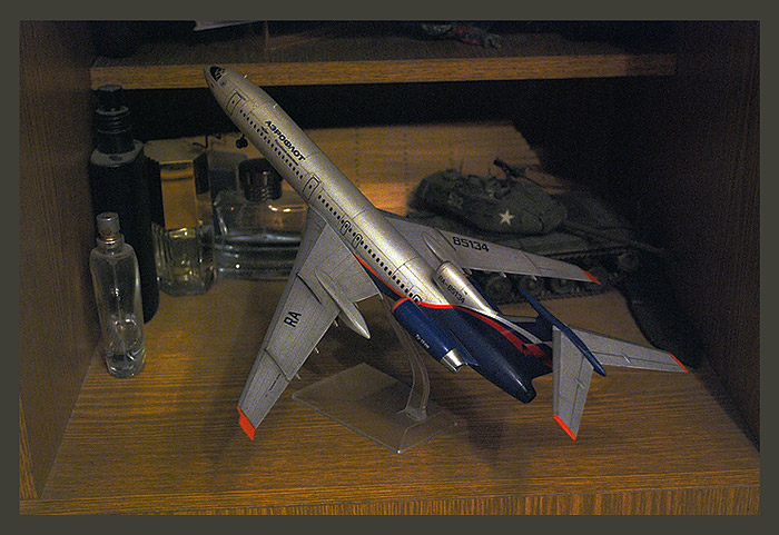 Подарок штурману самолета 3