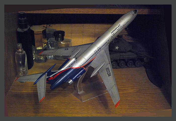 Подарок штурману самолета 74