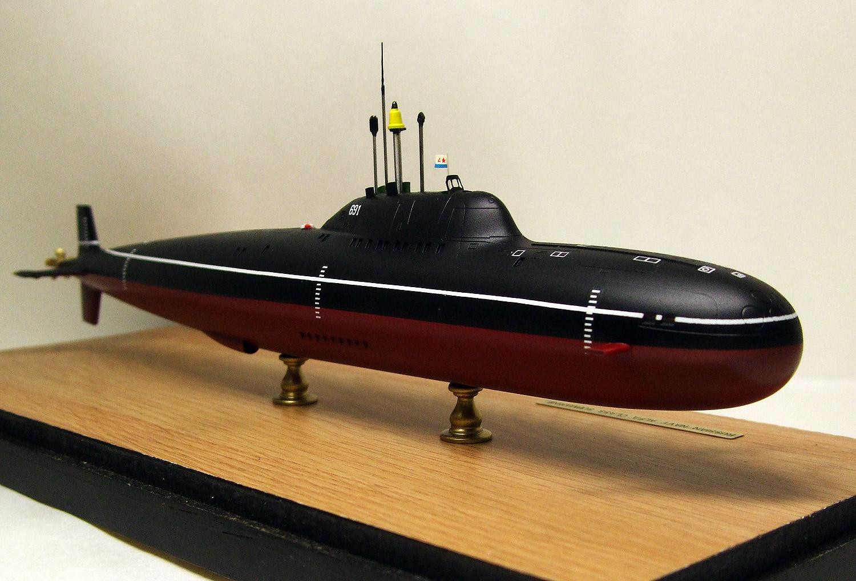лодка 705 проект