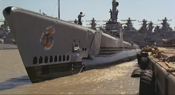 фильм про американскую дизельную подводную лодку