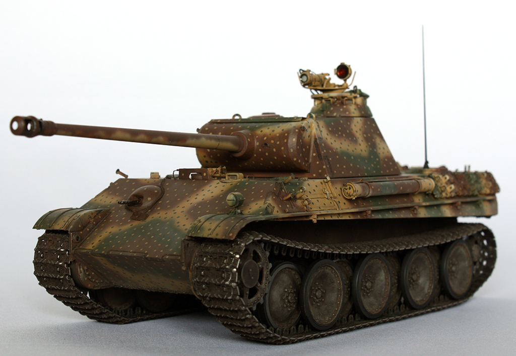 Panther Ausf.G w/FG1250