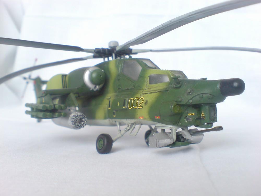 инструкция по сборке модели ми-28н - фото 3