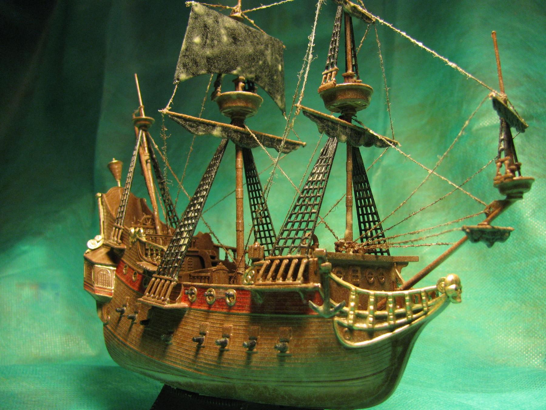 Пиратский корабль картинки - 97