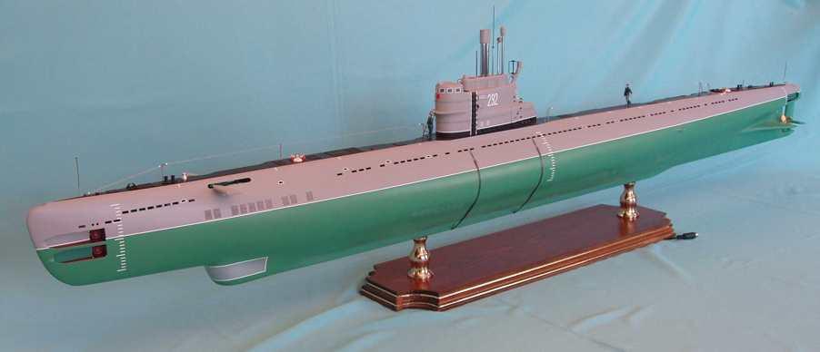 подводная лодка с 613 проекта