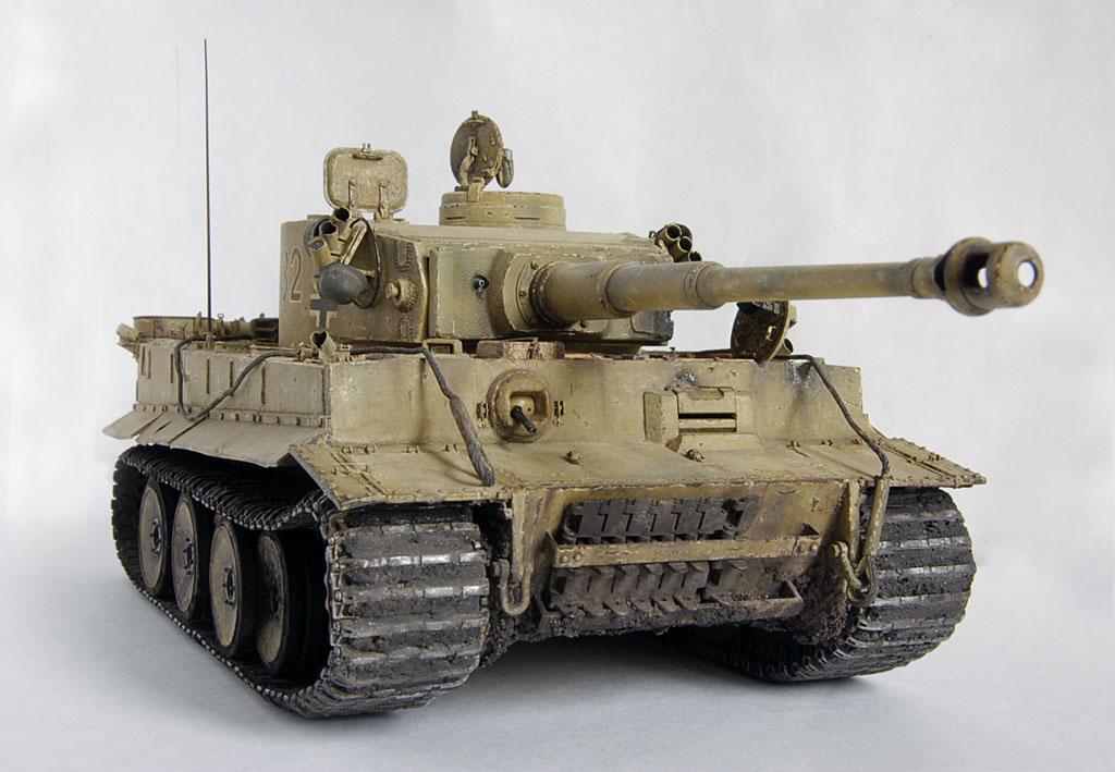 Tiger I Ausf.