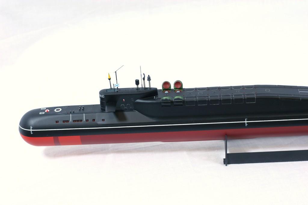 макет подводная лодка 667 бдрм