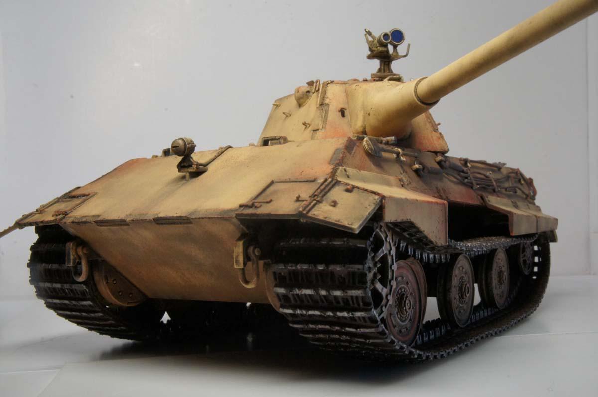 E-50, noch einmahl... — Каропка.ру — стендовые модели, военная ...