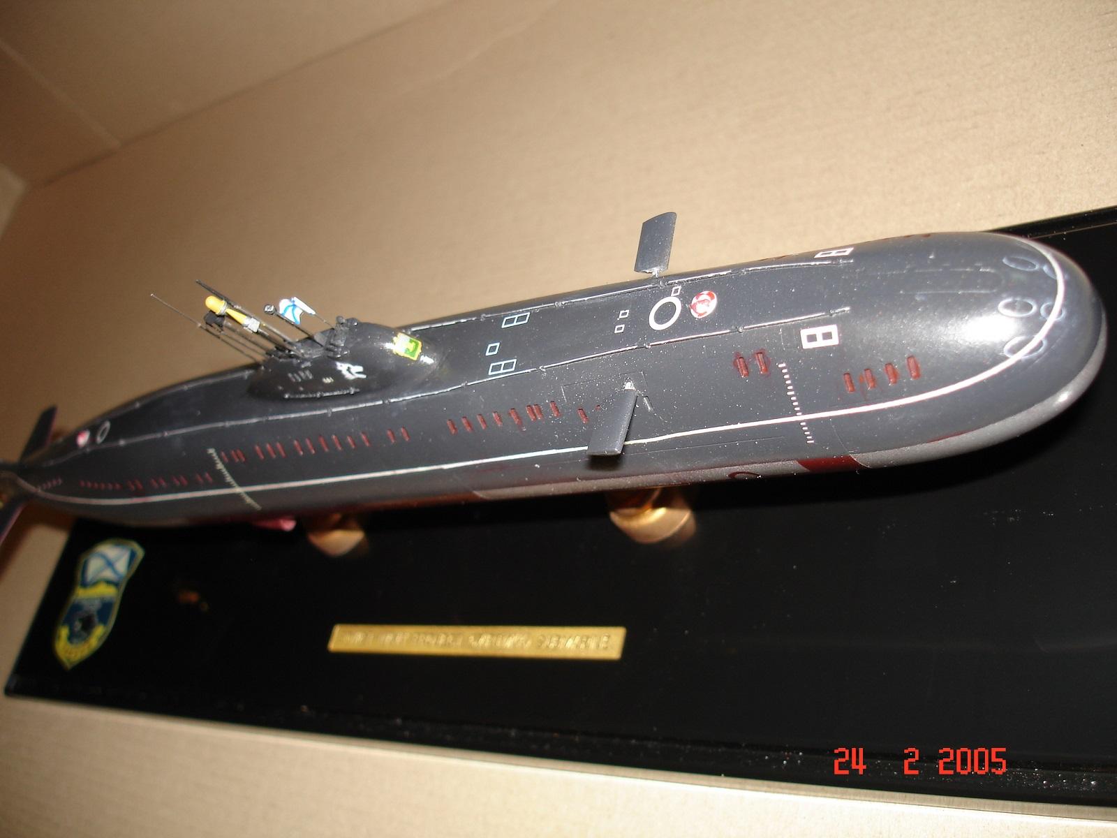 подводная лодка к 448 тамбов