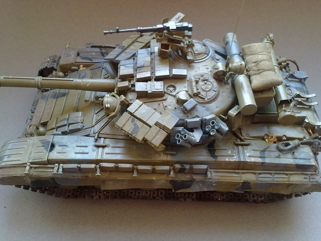 Боевая машина советской армии т 64бв