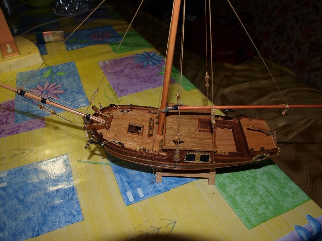 рыбацкие корабли 18 века