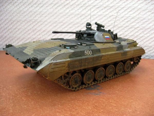 БМП-2 Звезда