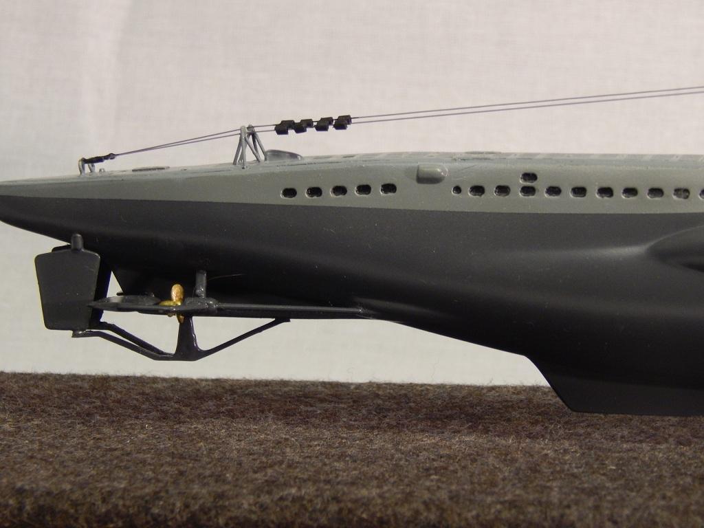 подводная лодка u-47 тип vii b