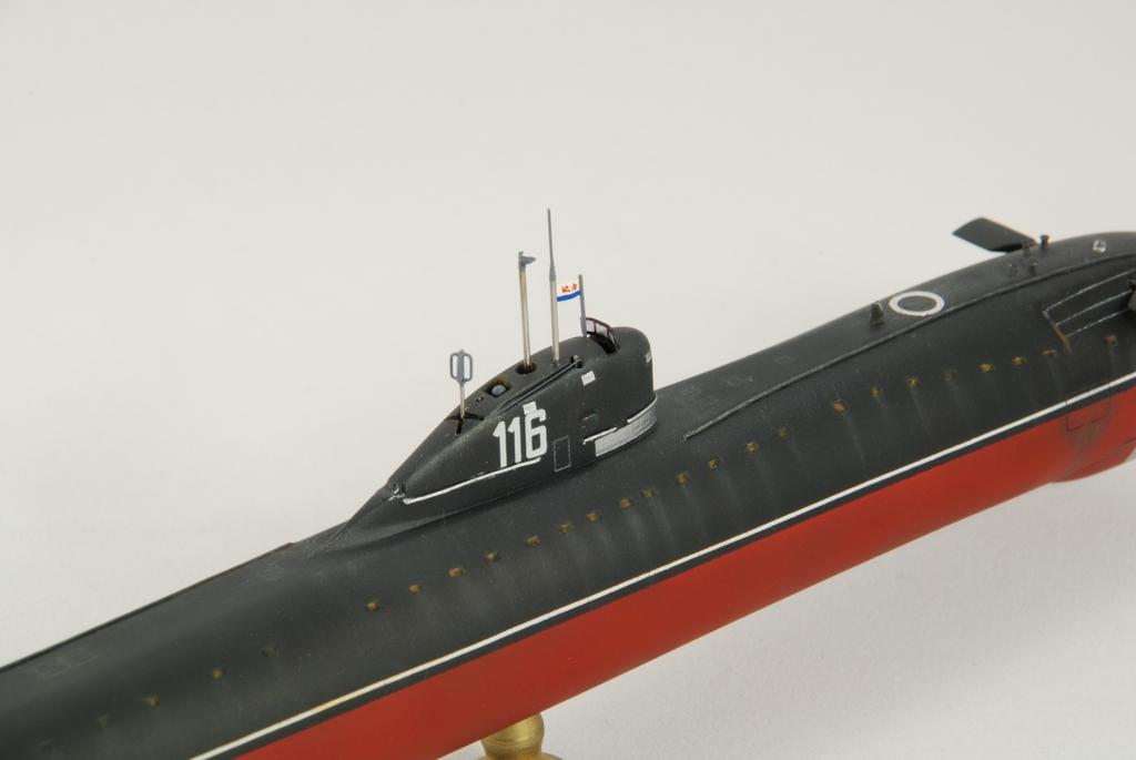 атомные лодки 627 проект