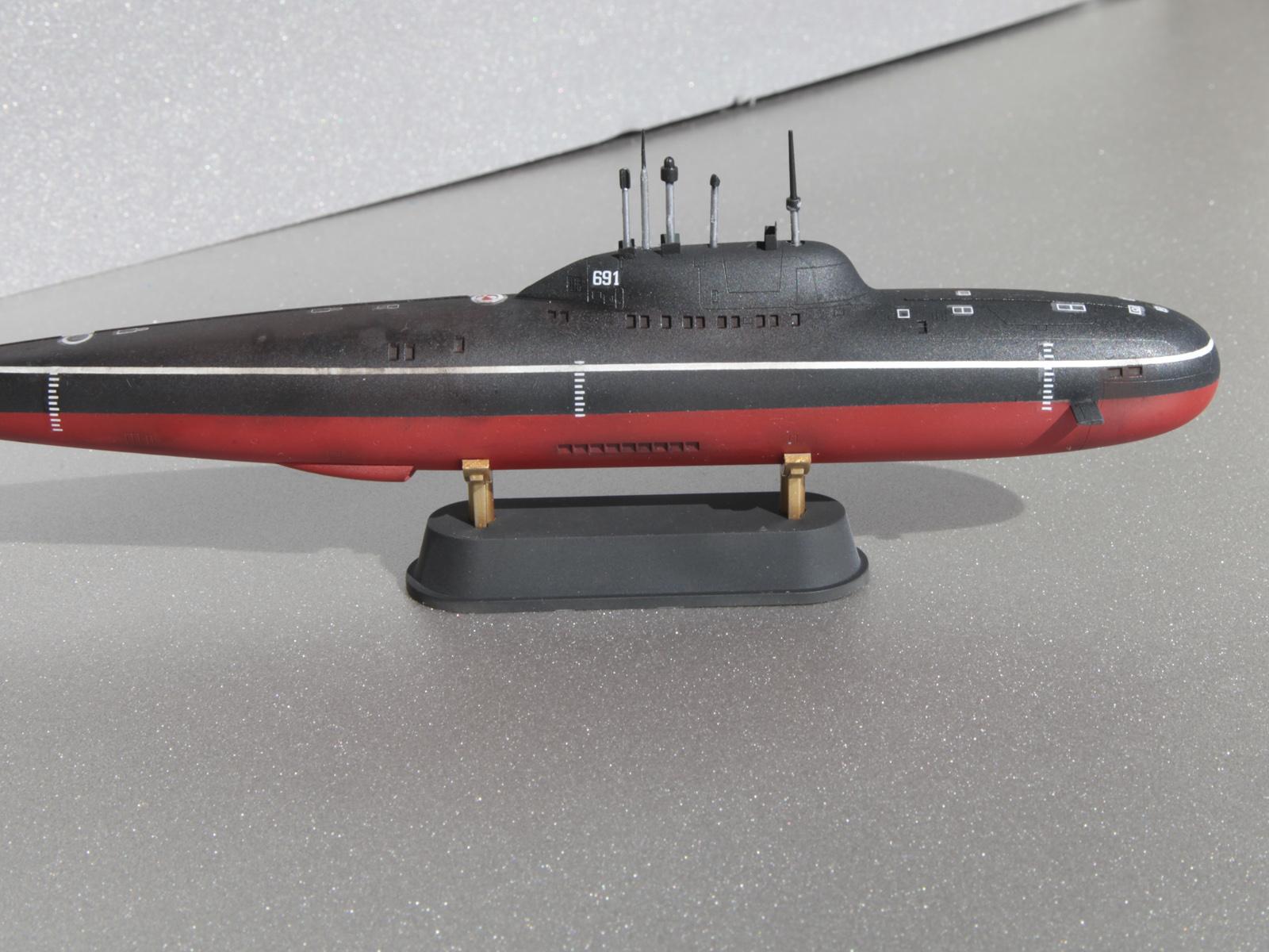 подводные лодки россии 705