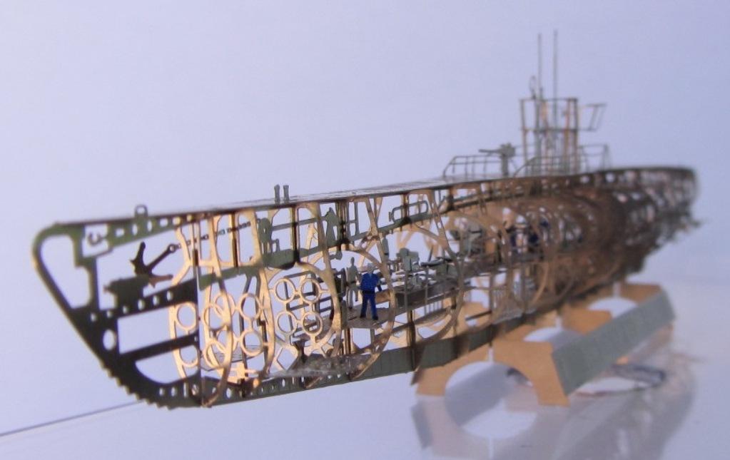 летучий голландец подводная лодка