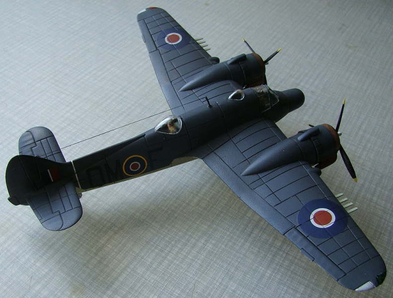 Revell beaufighter сборке 04290 tf по инструкция bristol