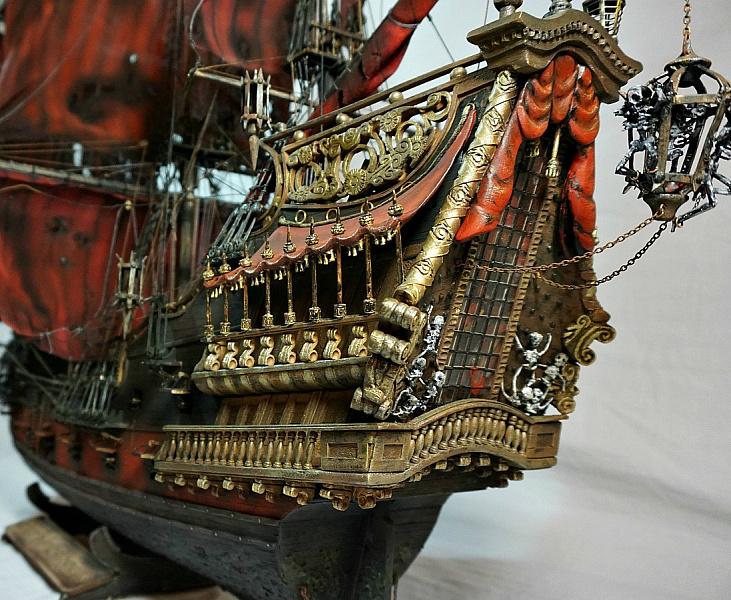 помощью сможете корабль месть королевы анны фото том, почему