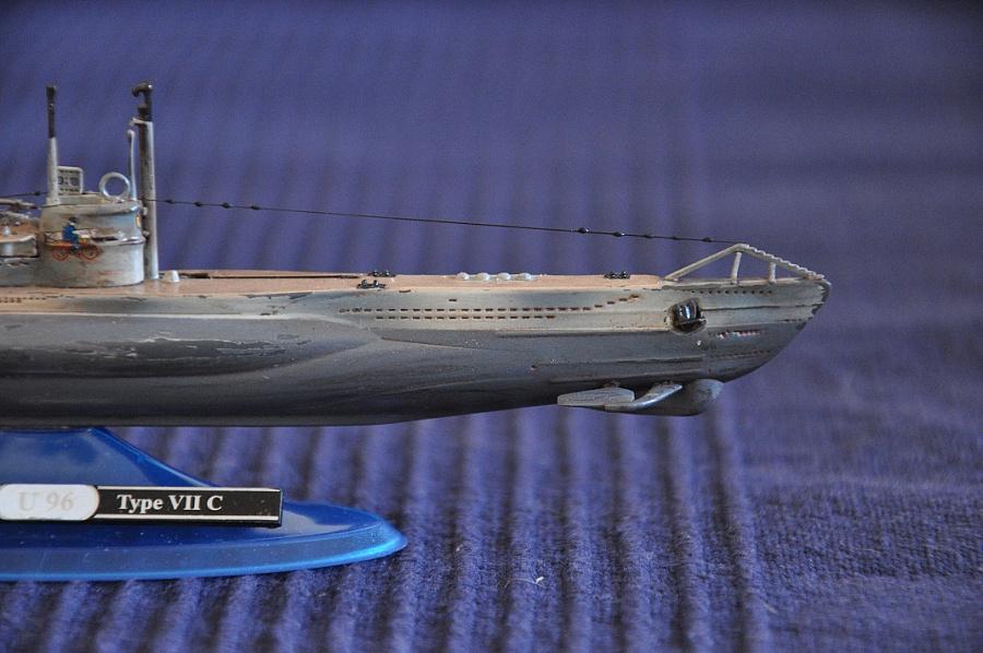лодка тип 041