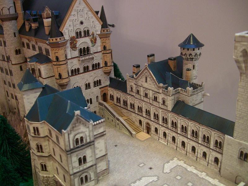 Модель замков своими руками 294
