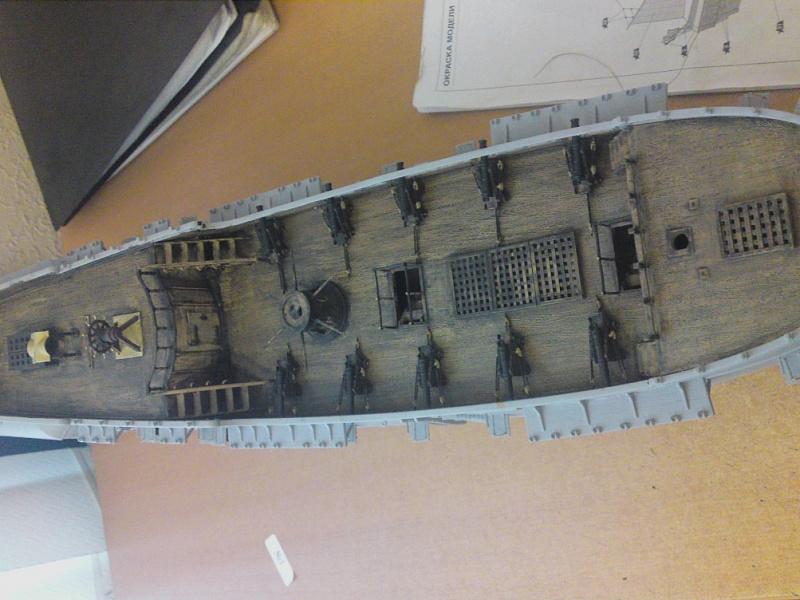 Модель корабля своими руками черная жемчужина 41