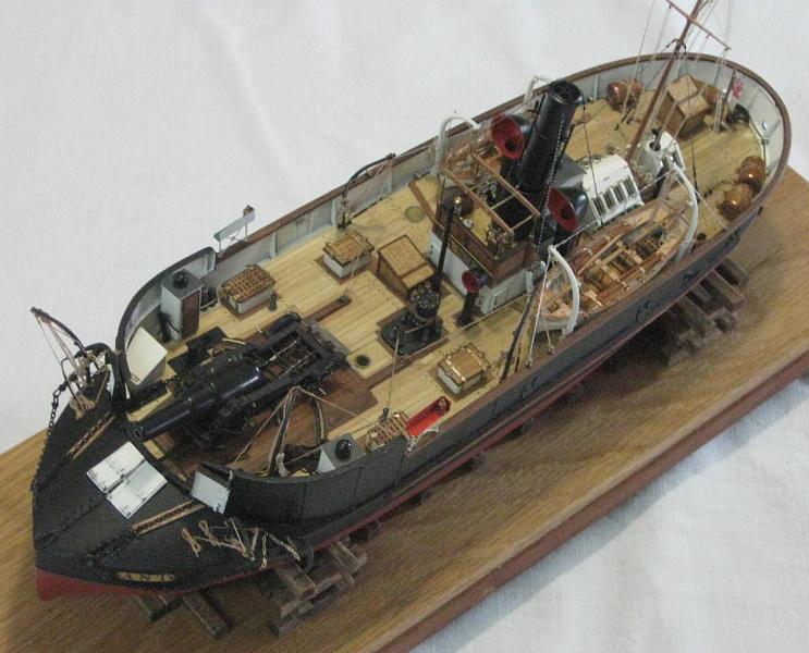 канонерская лодка датой