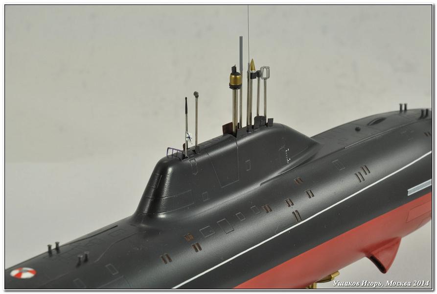 атомным подводным лодкам проекта 971 щука-б