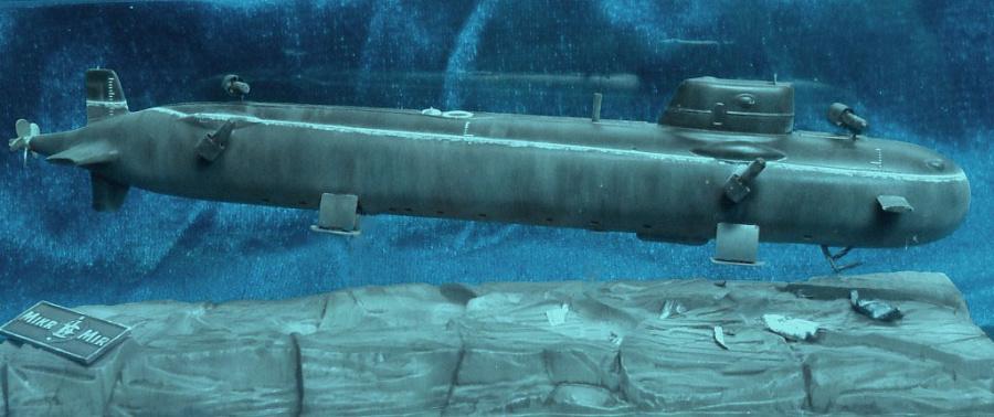 кашалот подводная лодка
