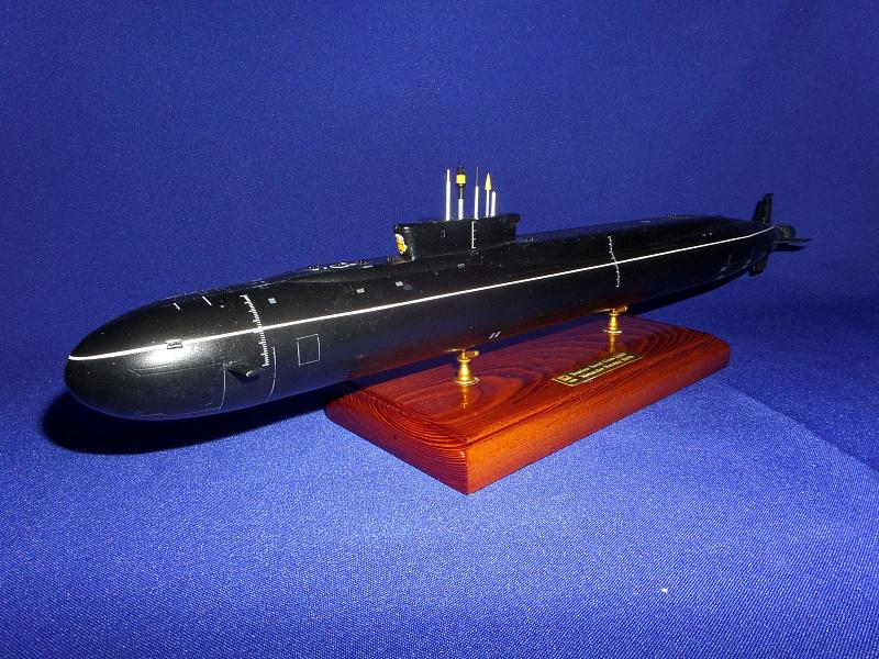 подводная лодка проект 950