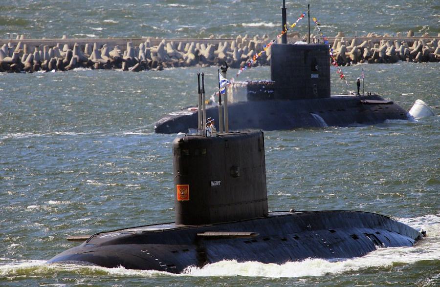 атомные лодки в средиземном море