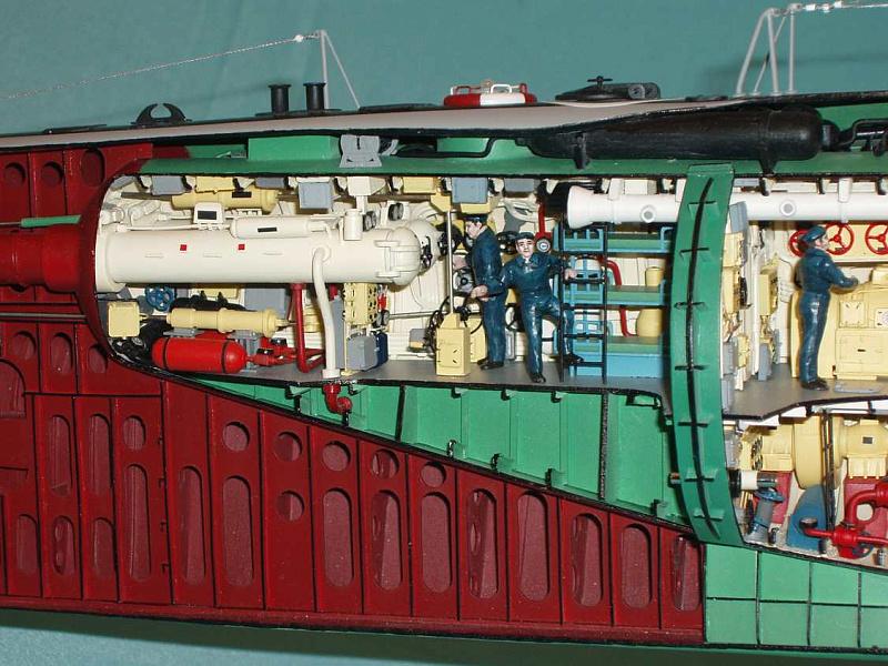 дизель подводной лодки видео