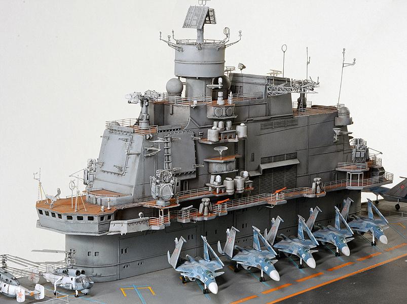 фототравление адмирал кузнецов украсили