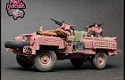 "S.A.S. Land Rover ""Pink Panther""~Автор: Anryal"